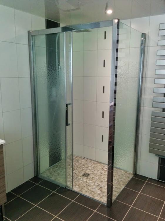 cr ation salle de bain avec douche l 39 italienne le havre montivilliers bl ville epouville. Black Bedroom Furniture Sets. Home Design Ideas